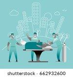 surgery   Shutterstock .eps vector #662932600
