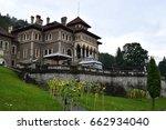 castle | Shutterstock . vector #662934040