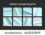 glass facet gradient template....   Shutterstock .eps vector #663035899