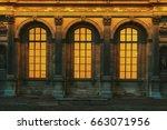 Old Vintage Arched Windows...