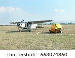 rustenburg  south africa  ... | Shutterstock . vector #663074860
