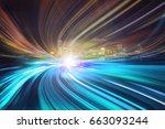 abstract light background | Shutterstock . vector #663093244
