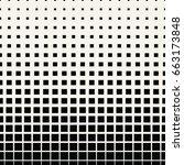 vector geometric square... | Shutterstock .eps vector #663173848