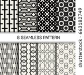 abstract concept vector... | Shutterstock .eps vector #663182749