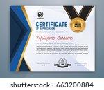 multipurpose modern... | Shutterstock .eps vector #663200884