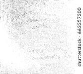 grunge overlay texture distress ... | Shutterstock .eps vector #663257200