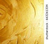 abstract golden background | Shutterstock . vector #663261334