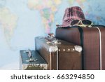 Travel  Suitcase  Vacation