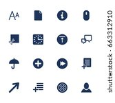 website   app ui icons