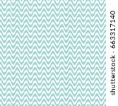 zigzag seamless geometric...   Shutterstock .eps vector #663317140