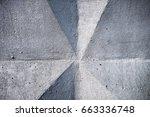 concrete wall | Shutterstock . vector #663336748