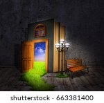 Hidden Room. Concept Book  A...