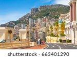 monaco  monte carlo   september ...   Shutterstock . vector #663401290