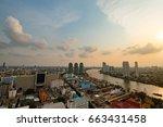 bangkok  thailand   april 11 ... | Shutterstock . vector #663431458