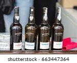 funchal  madeira  porugal  ... | Shutterstock . vector #663447364