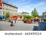 montreal  canada   june 15 ... | Shutterstock . vector #663459214