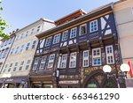 goettingen  germany   august 08 ... | Shutterstock . vector #663461290