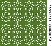 seamless pattern. modern...   Shutterstock . vector #663483010