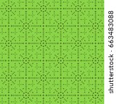seamless pattern. modern...   Shutterstock . vector #663483088