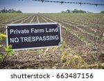 """""""private Farm Land No..."""