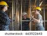 Us Navy Sailors Based In...