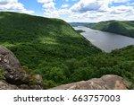 Bear Mountain. Hudson River. Ny
