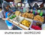 kota kinabalu sabah malaysia  ...   Shutterstock . vector #663902140