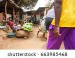 lilongwe  malawi   september 05 ... | Shutterstock . vector #663985468