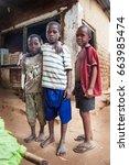 lilongwe  malawi   september 05 ... | Shutterstock . vector #663985474