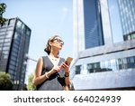 lifestyle portrait of a...   Shutterstock . vector #664024939