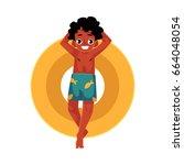 Black  African American Boy ...