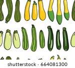vector illustration of hand... | Shutterstock .eps vector #664081300