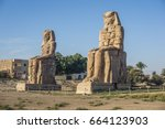 this is egypt. | Shutterstock . vector #664123903