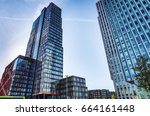 almere   netherlands  may 24 ... | Shutterstock . vector #664161448