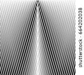 black diagonal sharp lines... | Shutterstock .eps vector #664202038