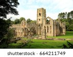 Fountains Abbey  Ripon ...