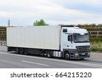 frankfurt germany march 16  ... | Shutterstock . vector #664215220