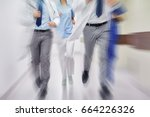 people  health care and... | Shutterstock . vector #664226326