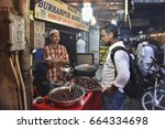 mumbai  india   july 3  2015  ... | Shutterstock . vector #664334698