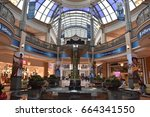 king of prussia  pa   may 6 ... | Shutterstock . vector #664341550