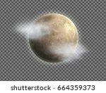 vector illustration of cool... | Shutterstock .eps vector #664359373