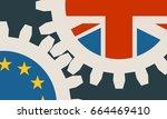 image relative to politic... | Shutterstock . vector #664469410