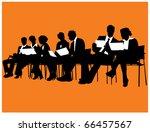 business people | Shutterstock .eps vector #66457567