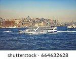 istanbul  turkey   april 28 ... | Shutterstock . vector #664632628