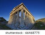 Italy  Sicily  Segesta  Greek...