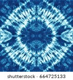 seamless pattern  abstract... | Shutterstock . vector #664725133