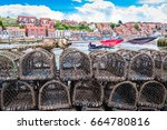 Whitby Harbour Yorkshire ...