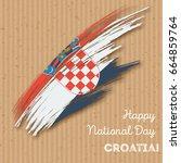 croatia independence day...