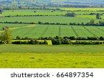english countryside | Shutterstock . vector #664897354