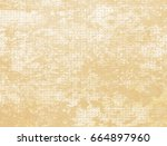 old paper with space for text | Shutterstock . vector #664897960